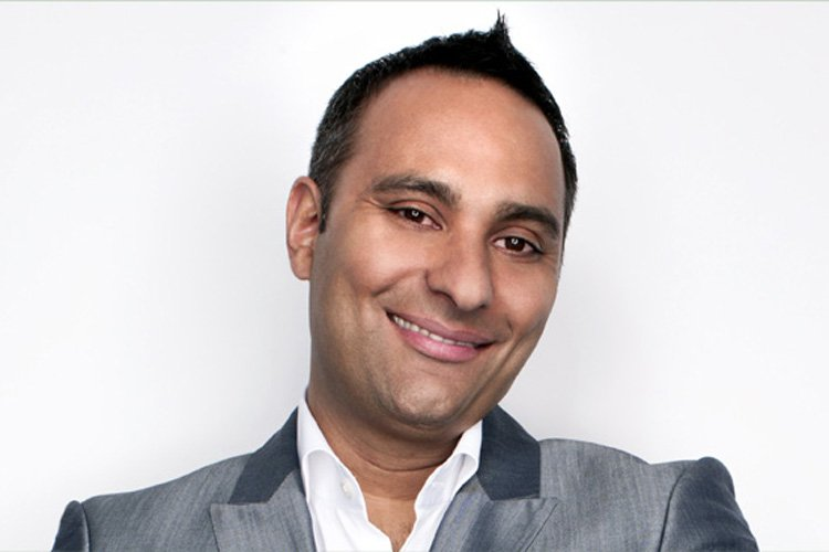 russell peters о русском языке