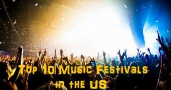 top 10 music festivals in the us