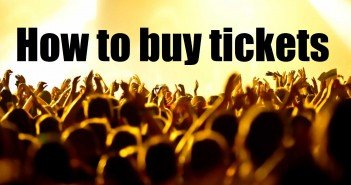 How to buy tickets