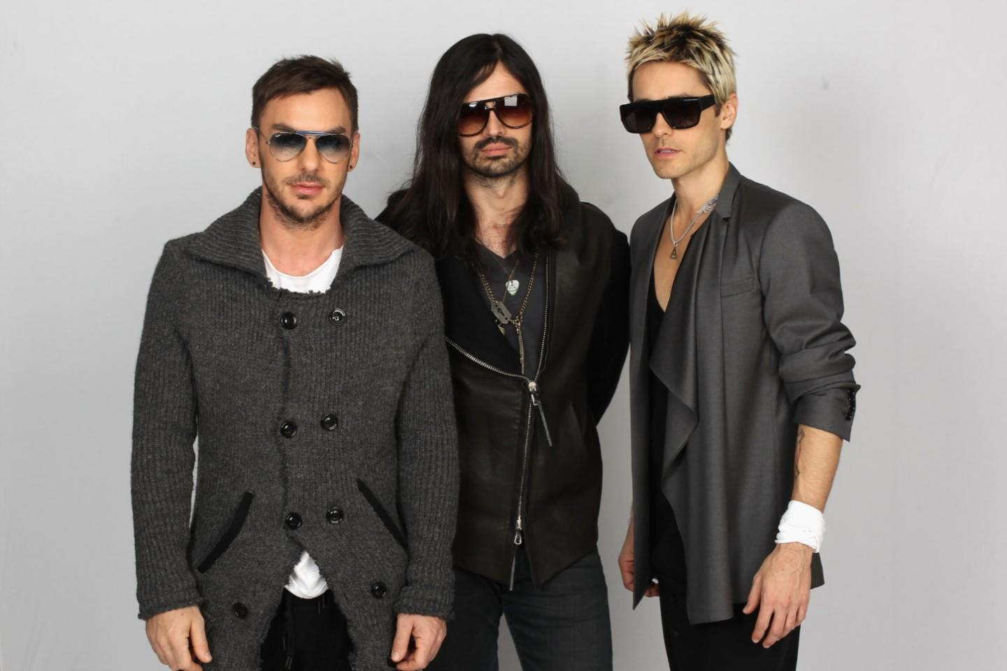 Thirty Seconds To Mars Presale Passwords