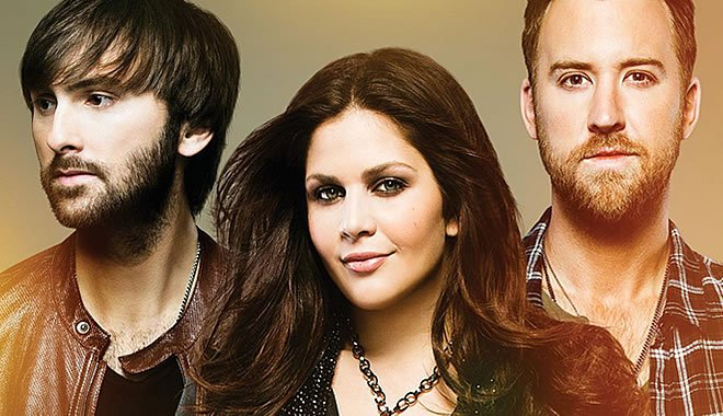 Lady Antebellum Presale Passwords