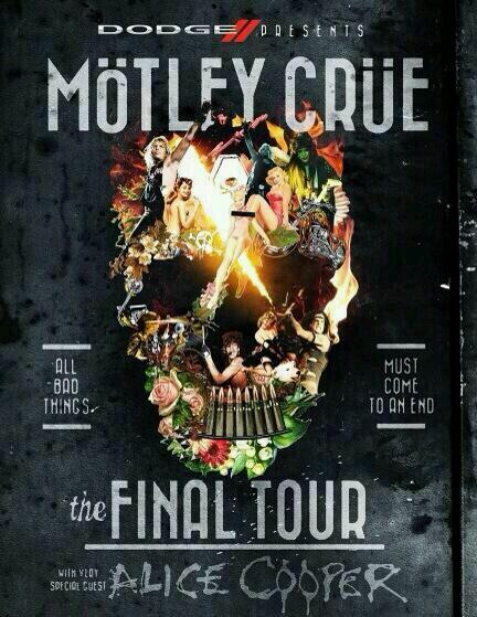 Motley Crue Presale Passwords