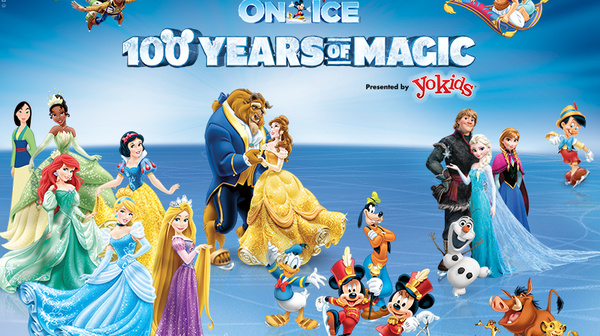 Disney On Ice tour dates and tickets from Entscom, the UK's biggest entertainment website.