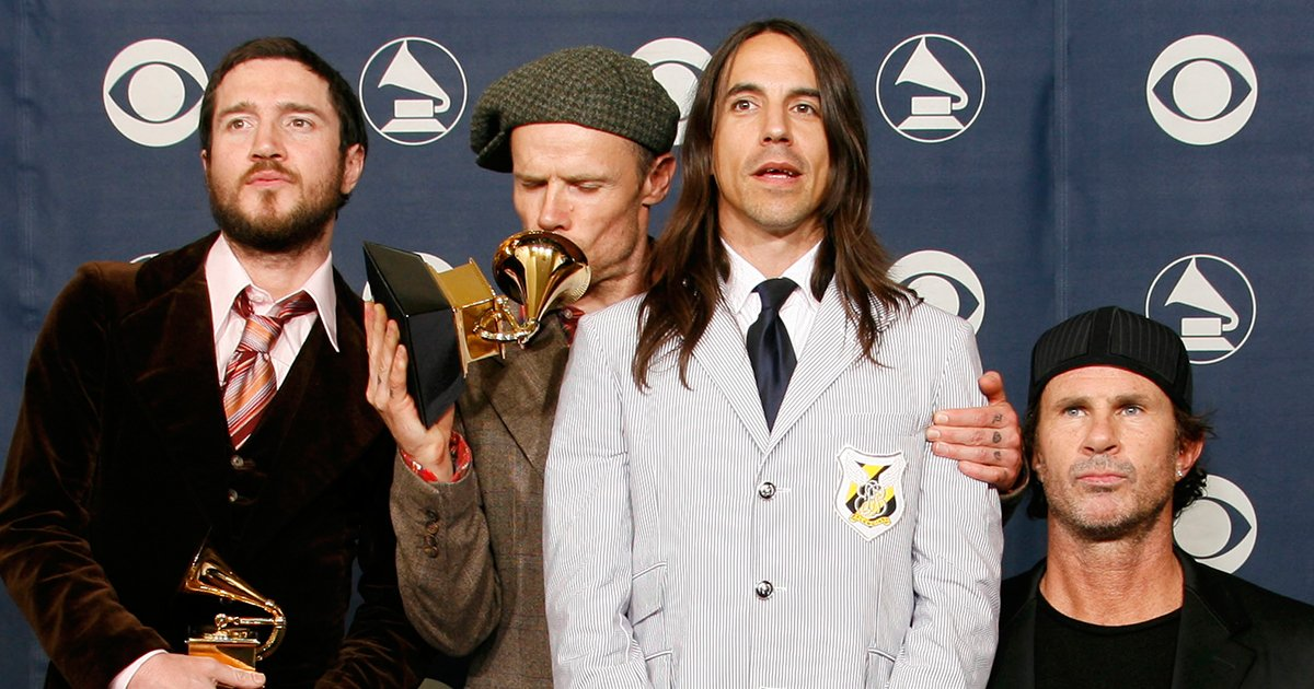 red hot chilli peppers - photo #19