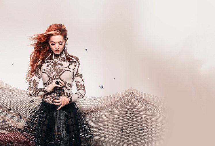 Lindsey Stirling Album Announcements Ticket Crusader