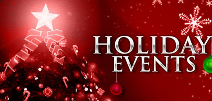 Holiday Event Guide Ticket Crusader