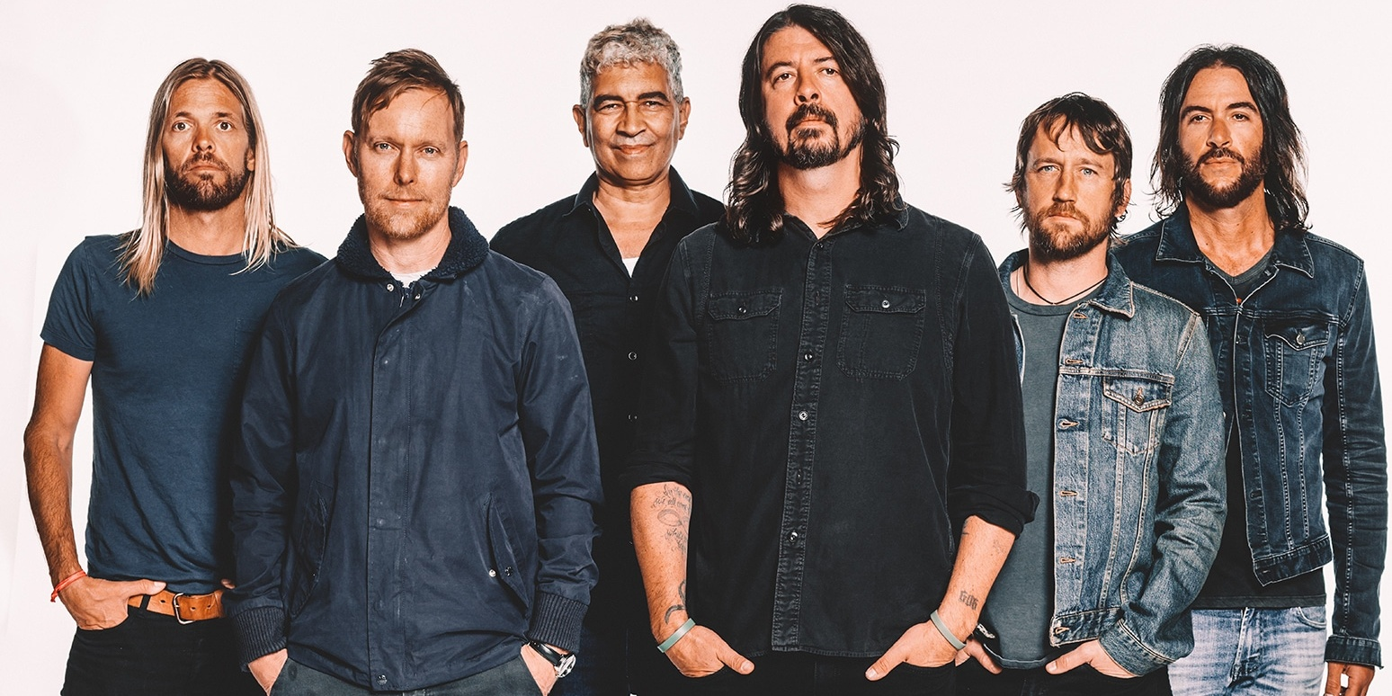 Foo Fighters tease the return of their self-curated music festival Cal Jam