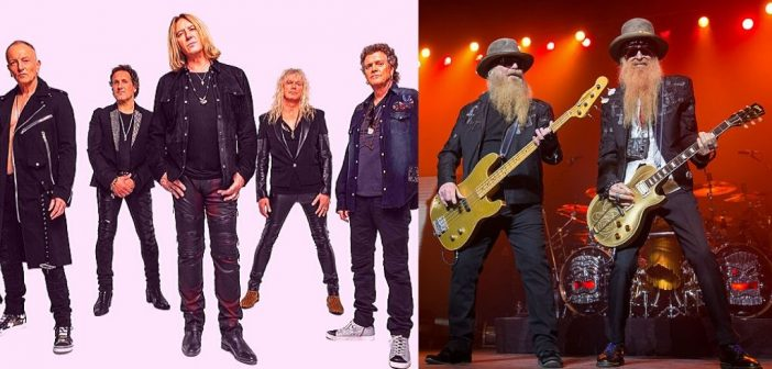Def Leppard and ZZ Top Presale Codes