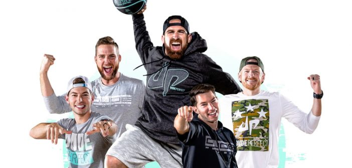 The dude perfect presale codes