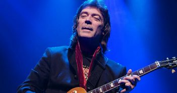 Steve Hackett on tour