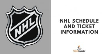 NHL Schedule and Ticket Information