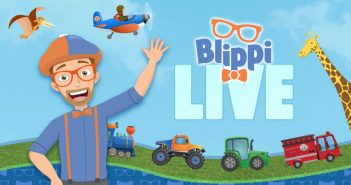 Blippi Live On Tour
