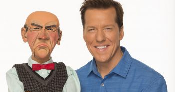 Jeff Dunham on tour