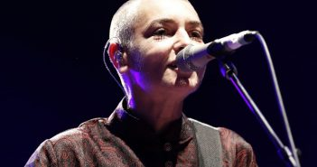 Sinead O'Connor on tour