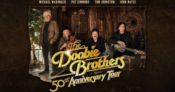 Doobie Brothers on tour