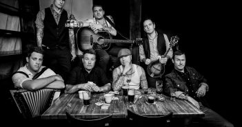 Dropkick Murphys on tour