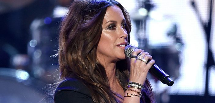 Alanis Morissette on tour