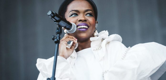 Ms Lauryn Hill on tour