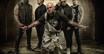 Five Finger Death Punch On Tour