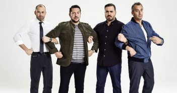 Impractical Jokers on tour