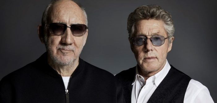 The Who on tour
