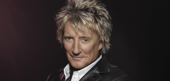 Rod Stewart on tour