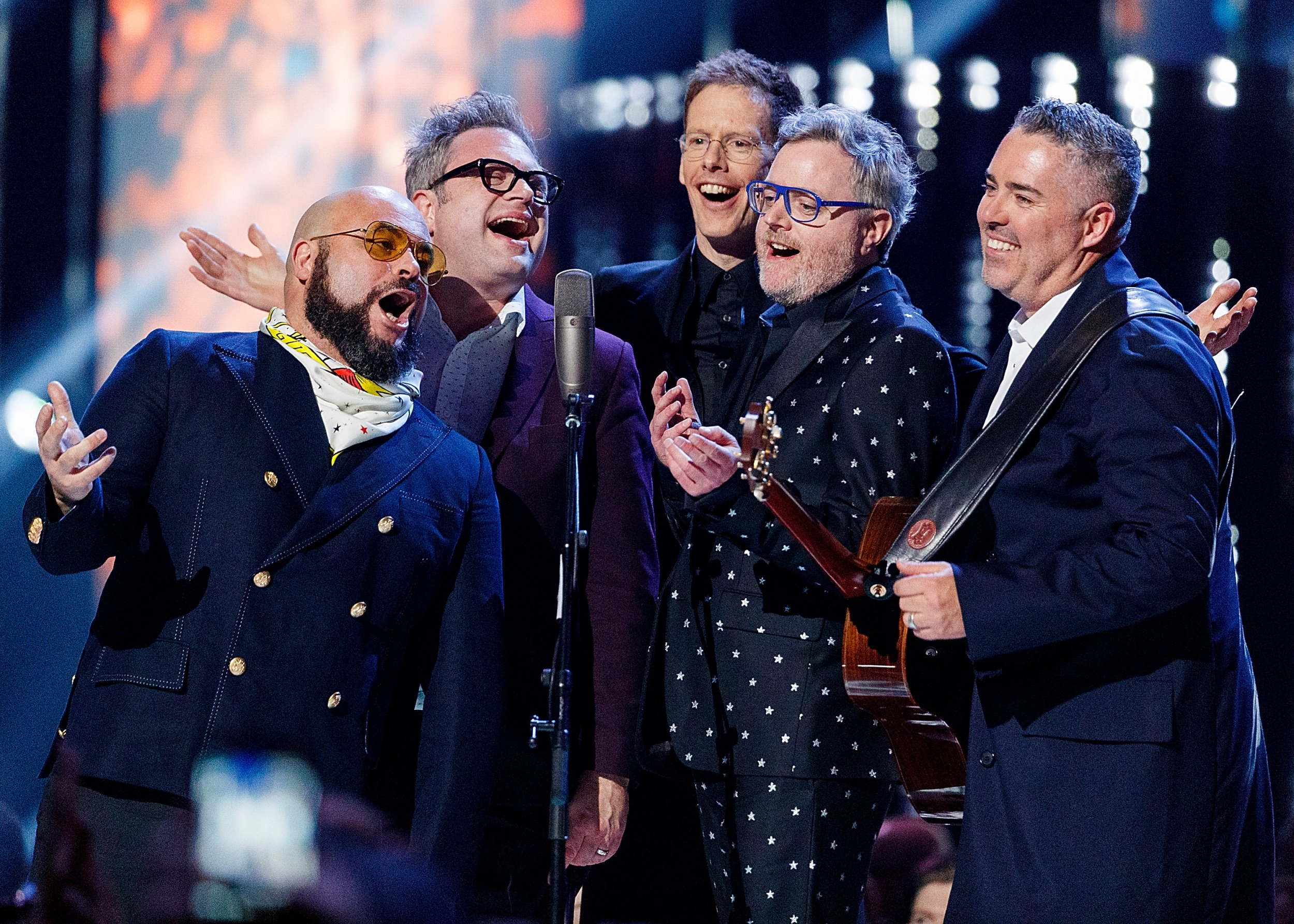 Barenaked Ladies dropped from Animal House Broadway