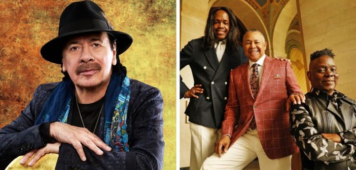 Santana and Earth Wind & Fire Presale Codes