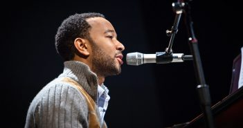 John Legend on tour