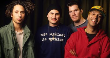 Rage Against the Machine tour announcements